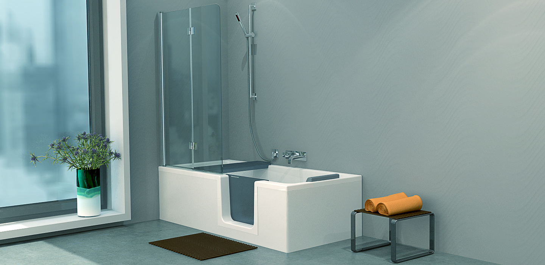 Duschbadewanne preis  Preis Für Badewanne Mit Tür: Badewannen günstig online kaufen ...