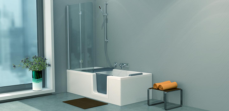 Duschbadewanne preis  Duschbadewannen - GKI